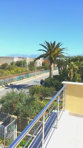 Photo for Sicilian house, two steps from the sea (80 mt), with panoramic views