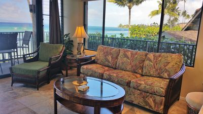 Photo for AMAZING DIRECT OCEANFRONT VIEWS, PERFECT LOCATION!