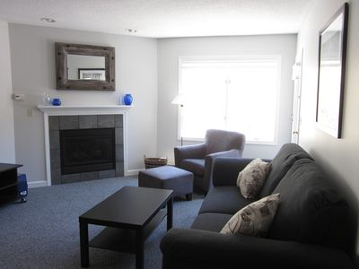 living room - newly renovated & all new furniture