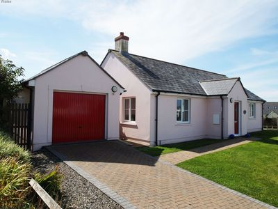 Photo for Children welcome at this comfortable and spacious cottage near sandy Broad Haven beach and delightfu