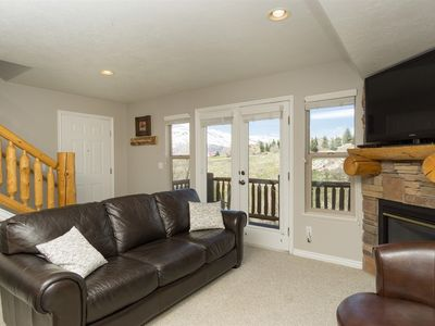 Photo for 2 Bedroom Condo Sleeps 7 - Eden, Utah Vacation Rentals near Powder Mountain