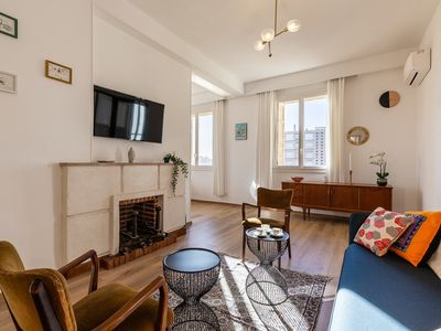 Photo for Exceptional apartment on the Old Port Entirely refurbished