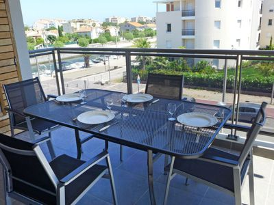 Photo for Apartment Rive Gauche  in Fréjus, Cote d'Azur - 4 persons, 1 bedroom