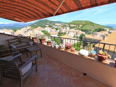 Photo for Charming appt for rent 2-5 people (Cargese, Corse du Sud)