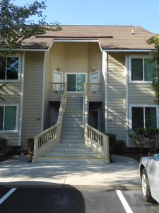Photo for 2BR/2BA Tennis Villa-Totally Remodeled-Two Screened Porches-$ummer $pecials!