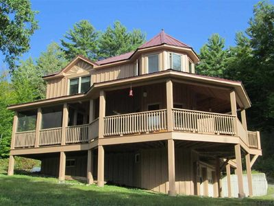 Photo for Great Sacandaga Lake House In Adirondacks