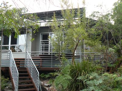 Photo for Villa by the Beach @ Kingfisher Bay Resort. Family friendly + ideal for couples