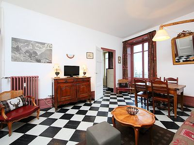 Photo for Apartment Le Majestic in Chamonix - 4 persons, 1 bedrooms
