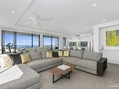 Photo for 4 INDIGO - Stunning brand new apartment with resort style pool.