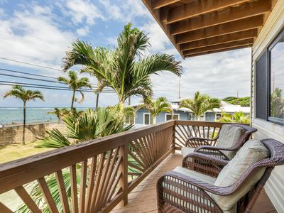 """Photo for New Dates Available! """"Pineapple House Cabana"""" - Steps to Beach"""