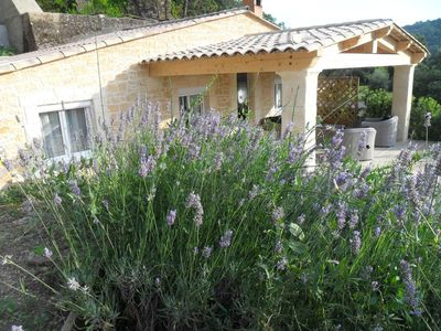 Photo for IDYLLIQUE PROVENCAL COMFORTABLE WITH POOL AND PRIVATE TERRACE