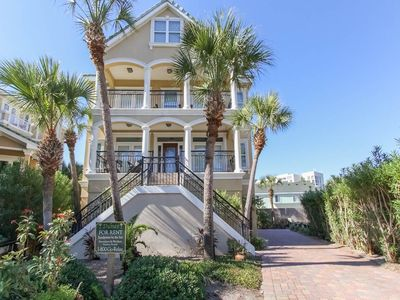 Photo for Relax in a 5br BEACH HOME and Leave your footprints in the SAND THIS SUMMER!