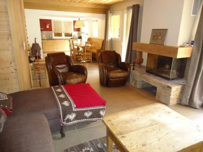 Photo for Apartment La Clusaz, 4 bedrooms, 10 persons