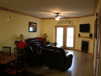 Photo for Comfortable 2 Bedroom Condo With Mountain Views And A Great Location!!