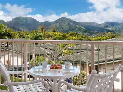 Photo for Spectacular Mountain, Waterfall, and Rainbow Views - Unit 49