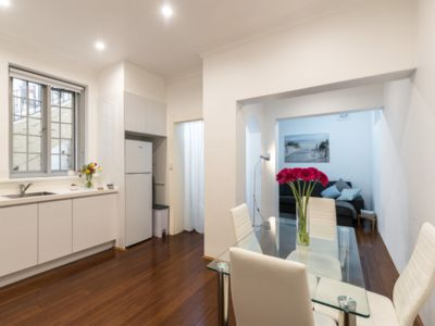 Photo for Stunning Newly Renovated  One Bedroom Apartment 2 minute walk to Bondi Beach