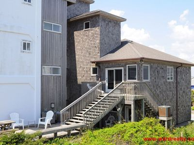 Photo for OCEANFRONT & PET FRIENDLY! - Tower 5 Retreat