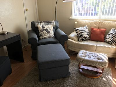 Photo for 2 Bdrm 1 Bath Apartment In A Safe And Quiet Community