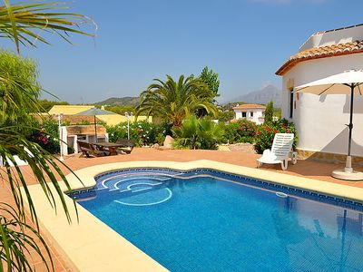 Photo for Vacation home Reposo in Jávea/Xàbia - 6 persons, 3 bedrooms