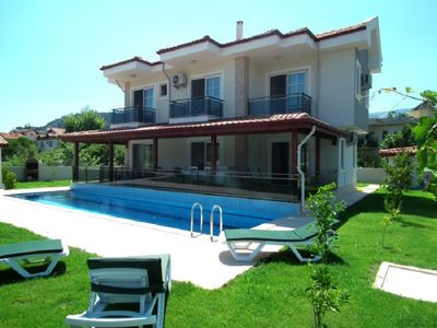 Photo for Villa Zehra -Luxury 4 Bedroom detached Villa with pool