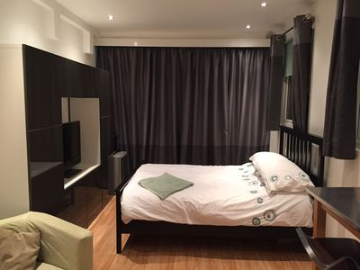 Photo for Private Beautiful brand new self contained garden studio