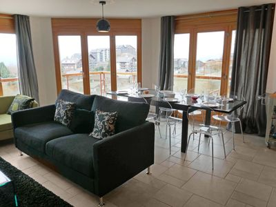 Photo for Apartment Domaine des Reines D14 in Nendaz - 8 persons, 4 bedrooms