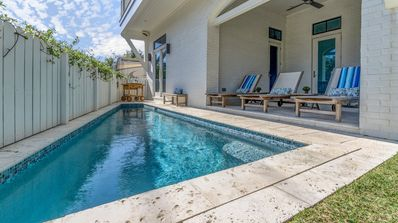 Photo for Life By The C -Seagrove+Private POOL+GULF views +FREE bikes+Arcade+Ping Pong