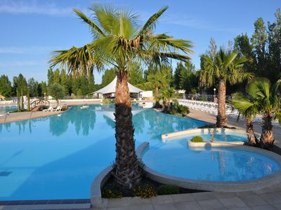 Photo for MOBILE HOME RENTALS VIAS BEACH CARABASSE THE HOLIDAY VILLAGE 4 *