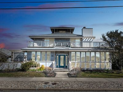 Photo for Stone Harbor Landmark and Great Family House