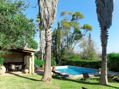 Photo for Vacation home Ferre de Baix (POL110) in Pollença - 8 persons, 4 bedrooms