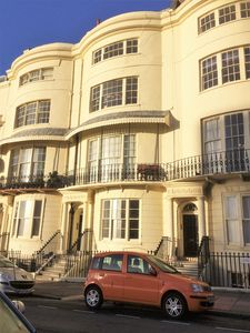 Photo for Regency Retreat  - Stylish Apartment with sea views and balcony. Great Location.