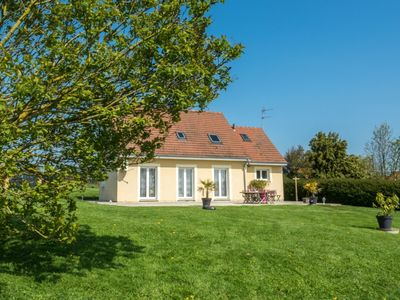 Photo for House with garden. 1km from the coast. Nearby Bayeux and the landing beaches