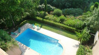 Photo for BEAUTIFUL 3P CANNES CROIX DES GARDES quiet residence pool