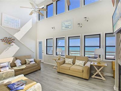 Sea Winds 4 - Miramar Beach! Gulf Front Townhome! Great Rates! Book Today!