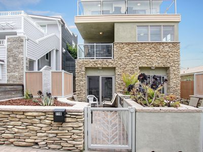 Photo for The Ocean Mist- 3bd/2.5ba Ocean Court with Water Views