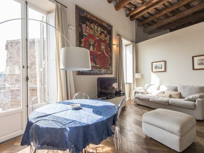 Photo for Apartment in the center of Rome with Lift, Washing machine, Air conditioning (9775)