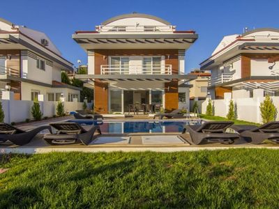 4 Bedroom Villa with Private Pool and Garden in Calis Fethiye