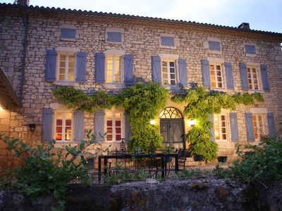 Photo for Stunning maison de maitre on the edge of a village in the Tarn SW France