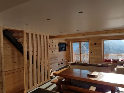 Photo for Chalet on the slopes