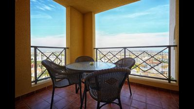 Photo for 2BR Sea View Apartment in Torrevieja