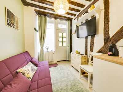 Photo for Near the Pantheon - Lovely flat