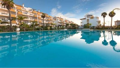 Photo for Holiday apartment La Cala de Mijas for 1 - 8 persons with 2 bedrooms - Holiday apartment