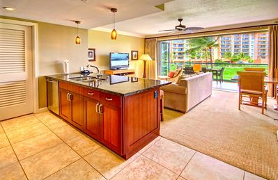 Photo for K B M Hawaii: Ocean Views, Family friendly 1 Bedroom, FREE car! Oct, Nov, Dec Specials From only $199!