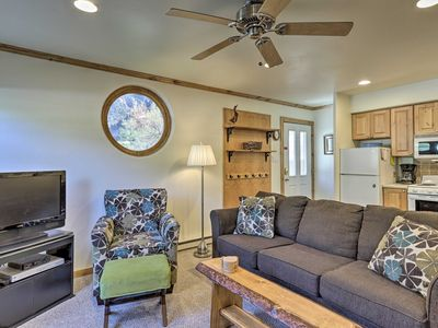 Photo for NEW! Cozy Living in Ouray, 1 Block Walk to Main St