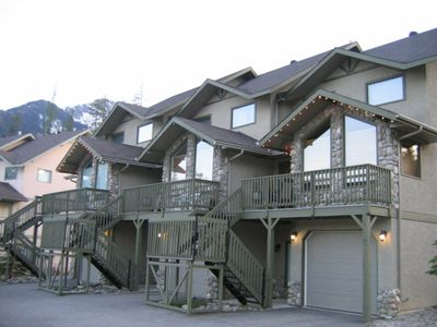 Photo for Best location on the hill! True ski-in/ski-out Thunder Ridge Condos