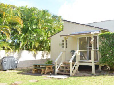 Kailua Beach Side Cottage