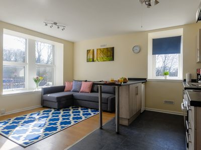 Photo for A beautiful one bedroom modern flat