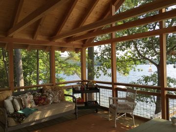 Perfect Lake Retreat featured in Yankee Magazine. Newly Renovated in 2015!