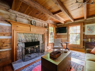 Photo for Tim's Cabin | Cozy Cabin with Amazing View of the Blue Ridge Mountains