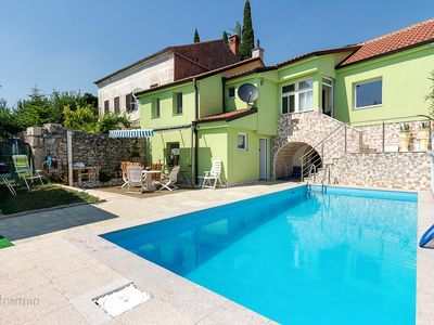 Photo for Holiday house Bribir for 2 - 10 persons with 4 bedrooms - Holiday home